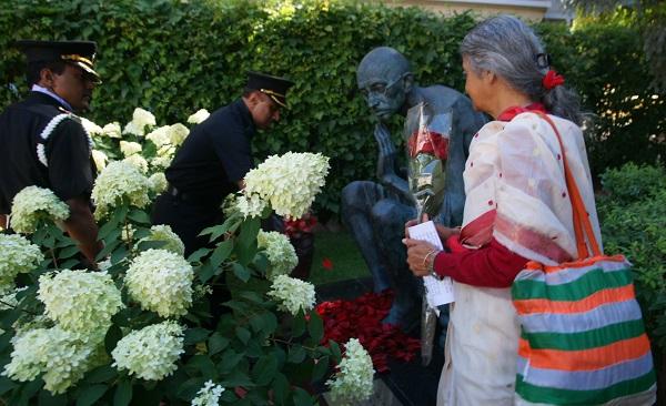 Посольство Индии в Москве, День Независимости Индии (фото 57)