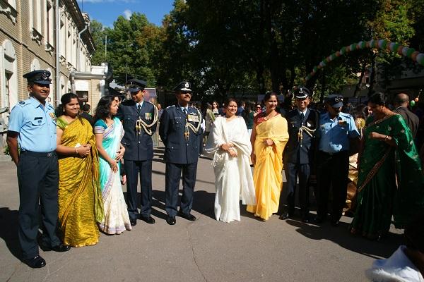 Посольство Индии в Москве, День Независимости Индии (фото 64)