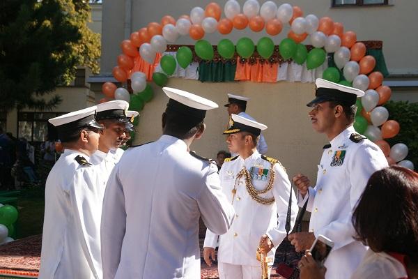Посольство Индии в Москве, День Независимости Индии (фото 65)
