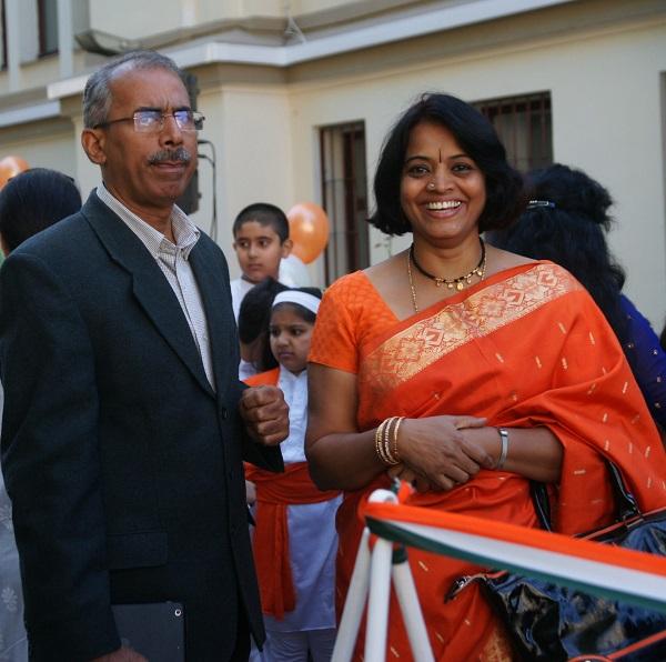 Посольство Индии в Москве, День Независимости Индии (фото 7)