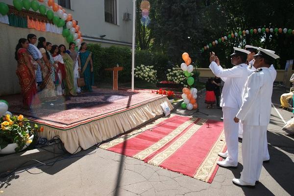 Посольство Индии в Москве, День Независимости Индии (фото 71)
