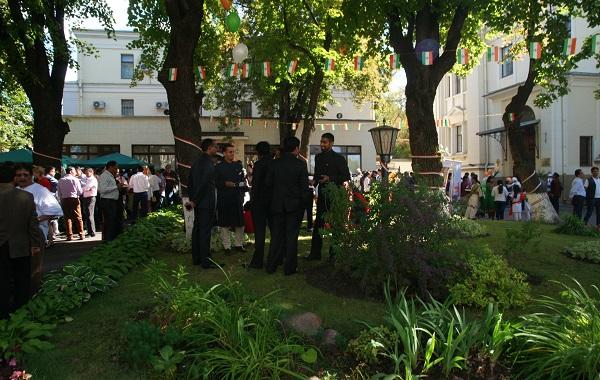 Посольство Индии в Москве, День Независимости Индии (фото 73)