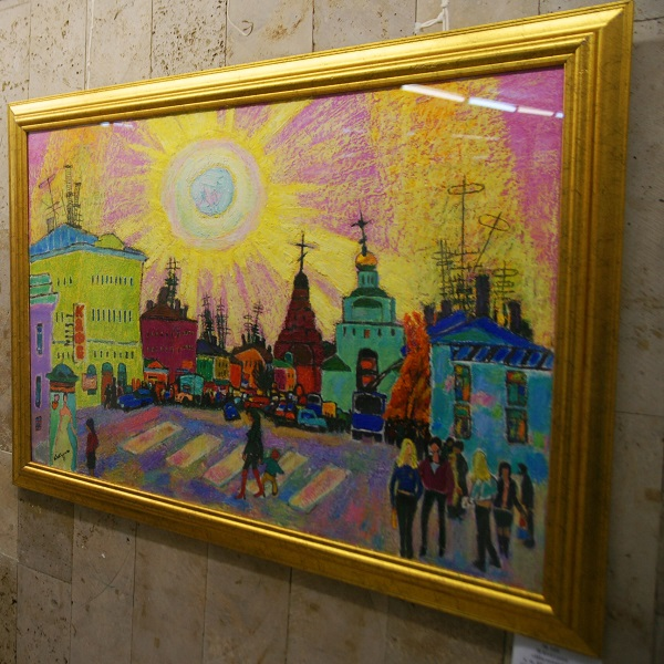 """Валерий Кокурин ЦДХ.  Выставка галереи """"Меларус Арт"""" 8 (985) 767 89 06 8 (962) 965 10 10  8 (902) 290 72 60"""