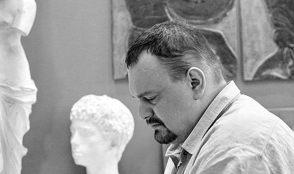 Скульптор  Иван Коржев
