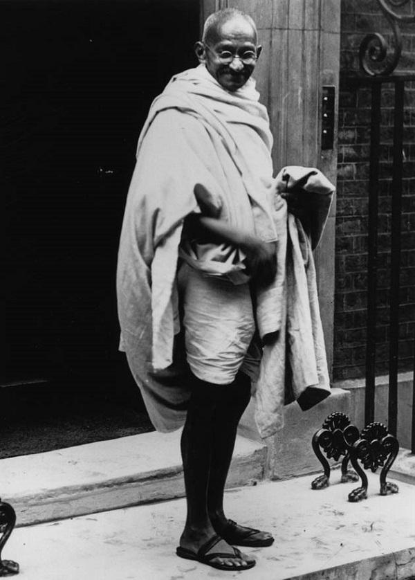 Махатма Ганди 8