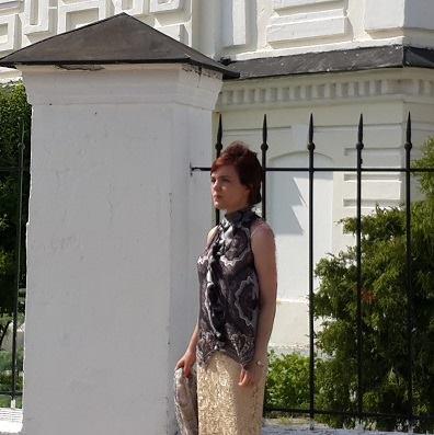 Арина Грачева поэт