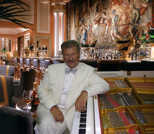 Геннадий Кипко пианист, музыкант, композитор