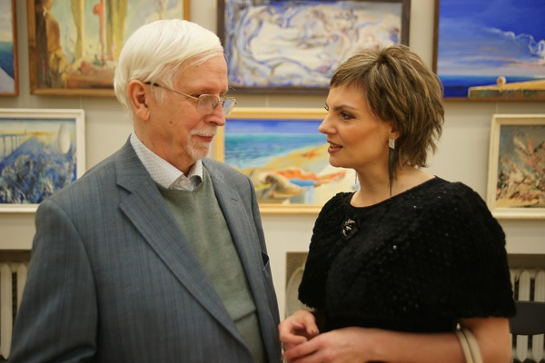 Выставка Виктора Орловского (фото 11), ЦДА