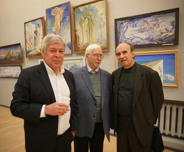 Выставка Виктора Орловского (фото 12), ЦДА
