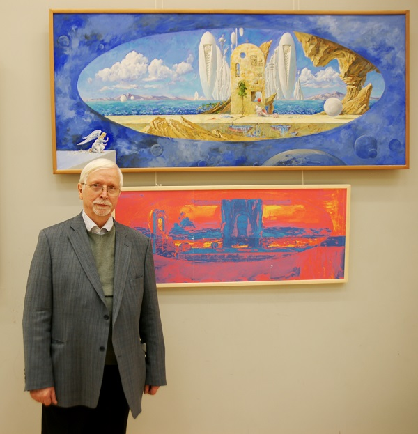 Выставка Виктора Орловского (фото 13), ЦДА