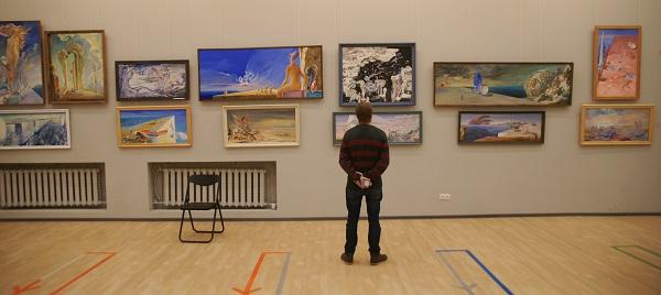 Выставка Виктора Орловского (фото 14), ЦДА