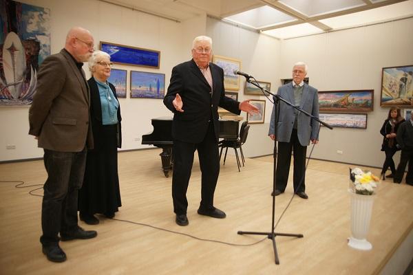 Выставка Виктора Орловского (фото 3), ЦДА