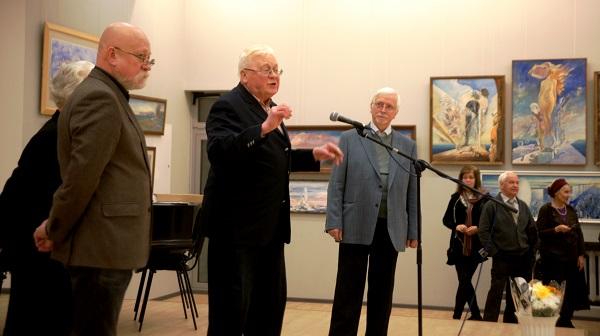 Выставка Виктора Орловского (фото 6), ЦДА