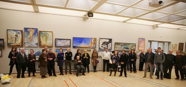 Выставка Виктора Орловского (фото 8), ЦДА