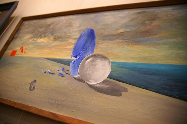 Выставка Виктора Орловского (фото 9), ЦДА