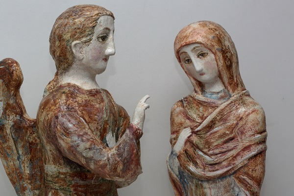 Валентина Кузнецова, керамика