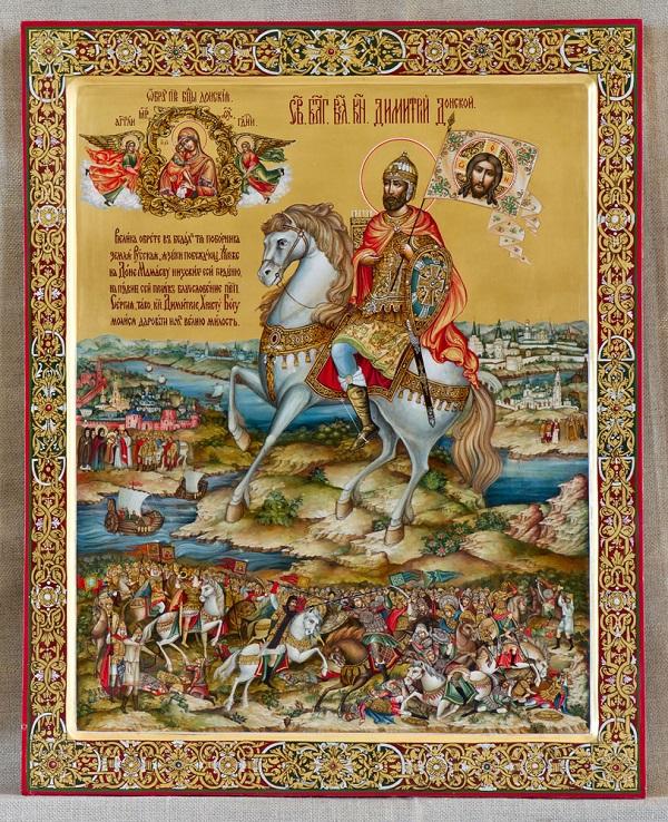 Сергей Гусарин иконопись