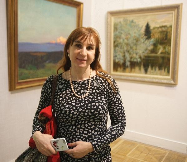 Елена Садыкова искусствовед