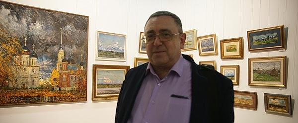 Николай Ефермов издатель, искусствовед