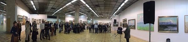 Выставка Михаила Абакумова Панорама Арт-Релиз.РФ