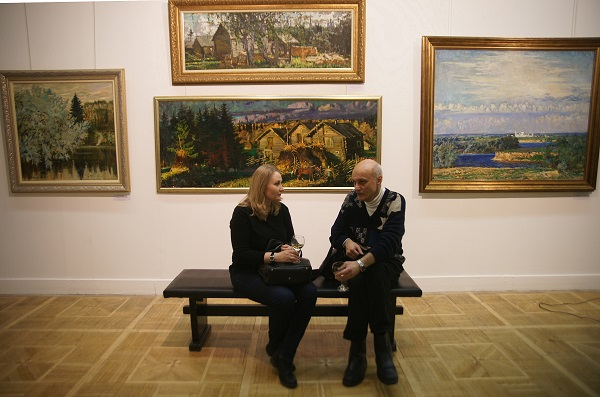 Марина Арабчикова искусствовед Сергей Погорелый  фотограф, дизайнер