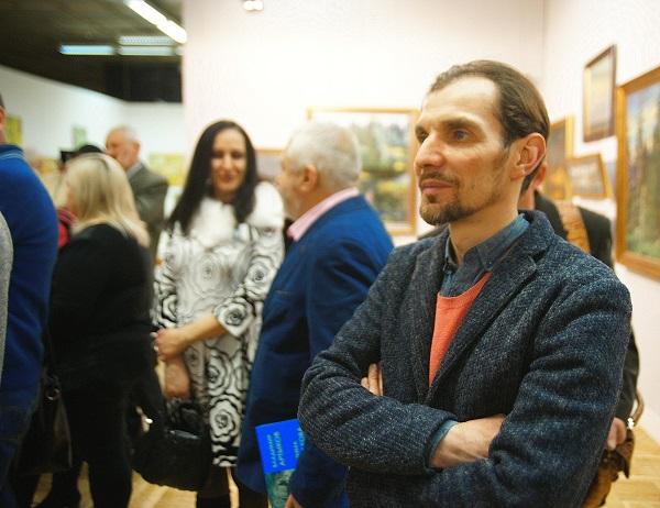 Алексей Гиляров художник