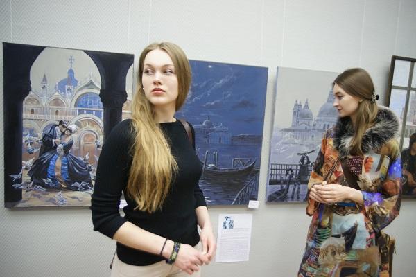 Даниэла Рябичева и София Загряжская