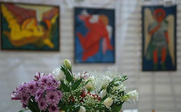 Маргарита Юркова выставка в Творческой Мастерской Рябичевых (фото3) Арт-Релиз.РФ