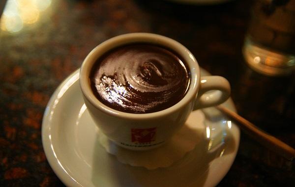 Музей Шоколада горячий шоколад Арт-Релиз.РФ