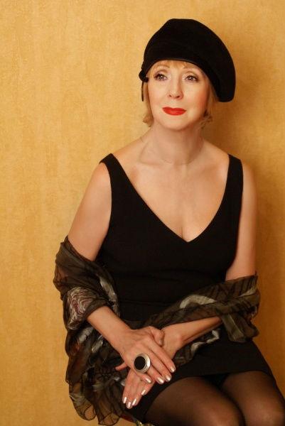 Римма Чернавина поэт фото: Александра Загряжская