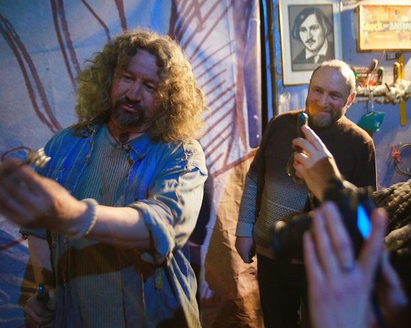 Экскурсии в Мастерскую Александра Галимова становятся все более популярными. Но это особенный случай --  не каждому повезет попасть в чертоги мастера.