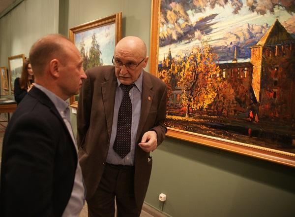 Выставка Абакумова (фото 5)1 Арт-Релиз.РФ