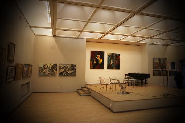 Весенняя выставка живописи архитекторов Центральный Дом архитектора Гранатный переулок, дом 7  3 этаж  до 18 апреля