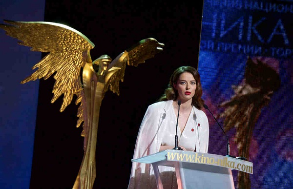 Марина Александрова ведущая Церемонии