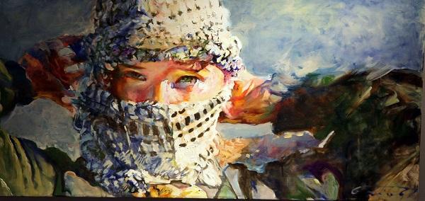 Сергей Базилев выставка Уточнение (фото Игорь Дремин) 4 Арт-Релиз.РФ