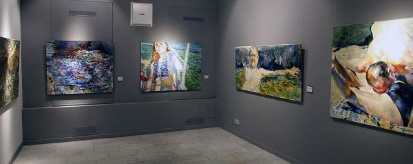 Сергей Базилев выставка Уточнение (фото Игорь Дремин) 6 Арт-Релиз.РФ