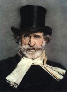 Джузеппе Верди портрет кисти Джованни Больдини