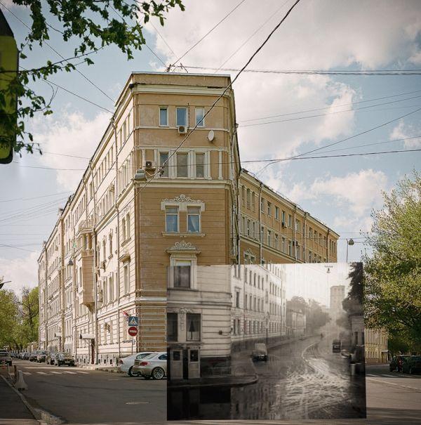 """Галерея  """"Открытый клуб""""  Адрес: Москва, улица Спиридоновка, дом 9"""