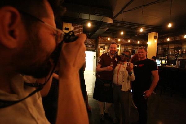 WHISKY GALORE в MADMAN PUB&KITCHEN Прекрасный повод для встречи с друзьями фото: Михаил Балашов