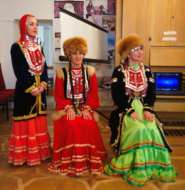 Музей Цветаевой, выставка Тамары Аксировой (фото 2) Арт-Релиз.РФ