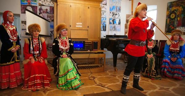 Музей Цветаевой, выставка Тамары Аксировой (фото 4) Арт-Релиз.РФ
