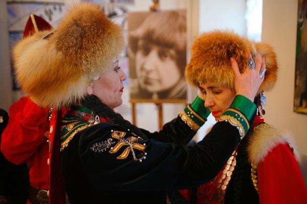 Музей Цветаевой, выставка Тамары Аксировой (фото 6) Арт-Релизв.РФ