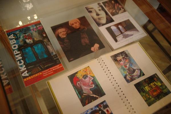 Музей Цветаевой, выставка Тамары Аксировой (фото 9 Арт-Релиз.РФ