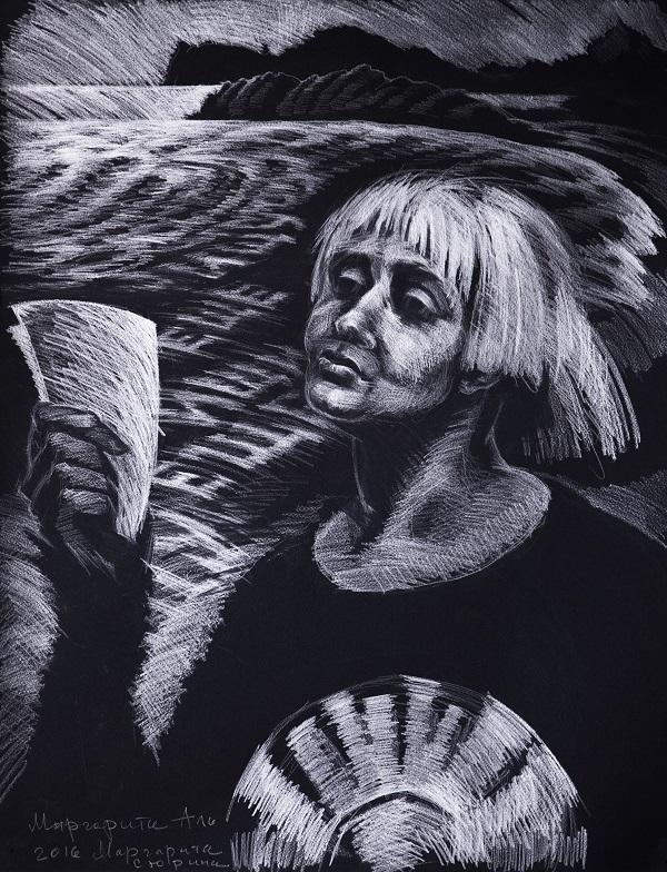 """Маргарита Сюрина """"Поэт Маргарита Аль и Коктебель""""  2016 г."""