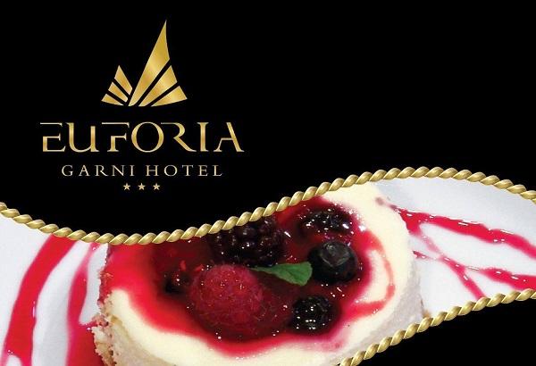 Hotel  EUFORIA LONGE СЕРБИЯ  ШАБАЦ