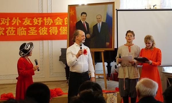 Китайская выставка Сергей Врублевский Арт-Релиз.РФ