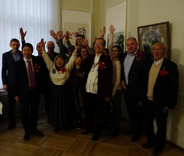 Китайская выставка в Санкт-Петербургском Доме национальностей Арт-релиз.РФ