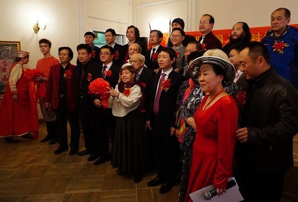 Китайская выставка (фото 11)