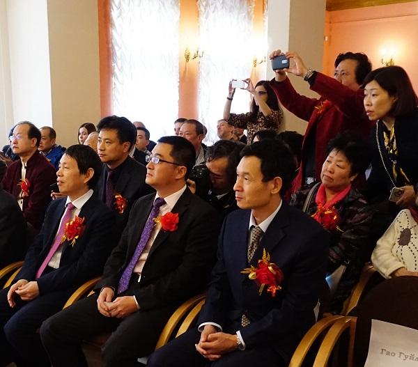 Китайская выставка (фото 15) АРТ-Релиз.РФ