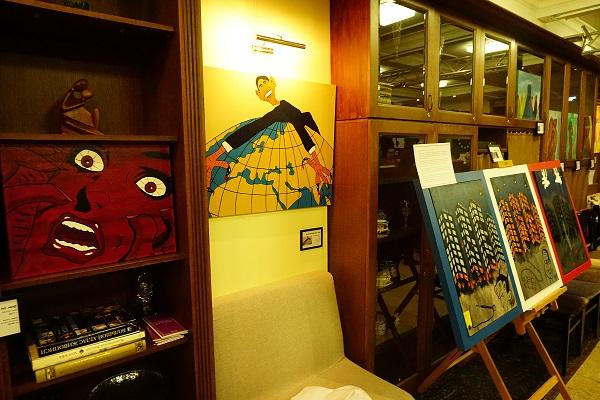 Выставка Алекса Дено (фото 15).Арт-Релиз.РФ